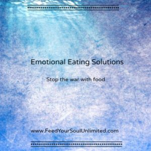 Emotional eating solutions