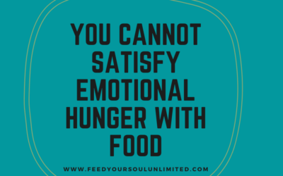 Do you eat your emotions?